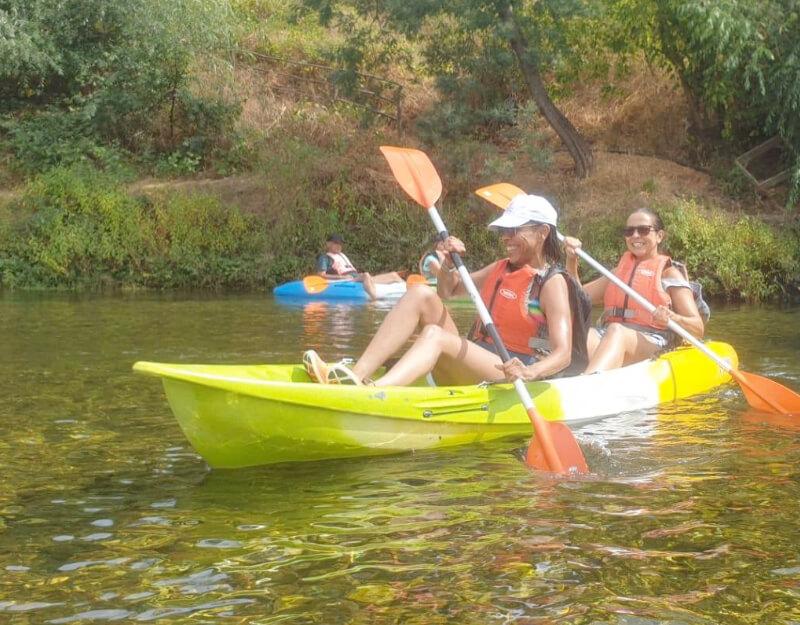 Kayaks - 12 Setembro 2020